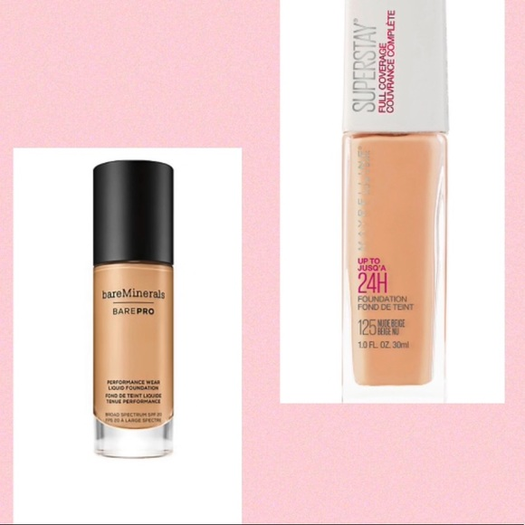 Bare minerals foundation Pecan, Maybe line 310